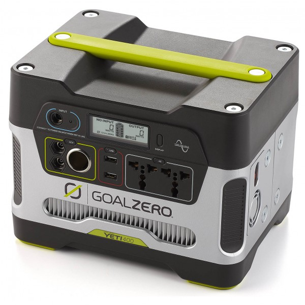 Goal Zero - Yeti 400 230V Solar Generator - Aurinkopaneeli