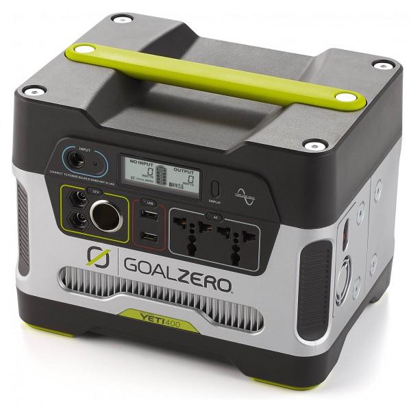 Goal Zero - Yeti 400 230V Solar Generator - Panneau solaire
