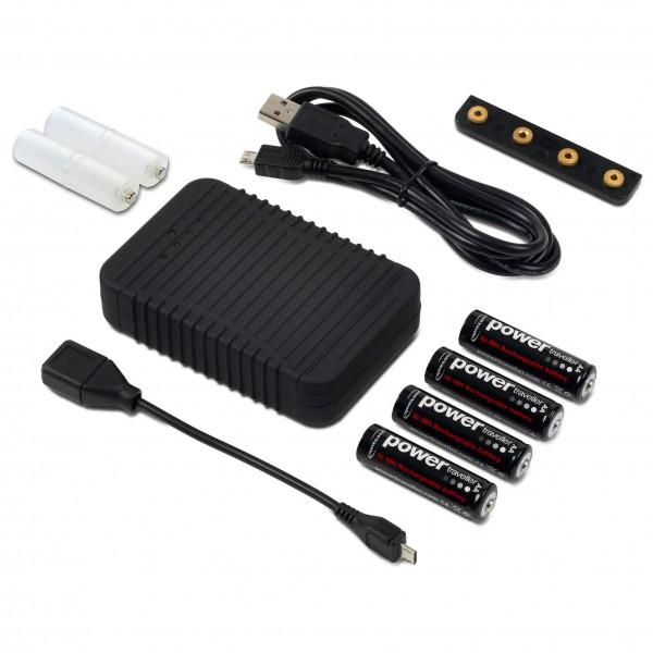 Powertraveller - Powerchimp4A - Oplaadapparaat