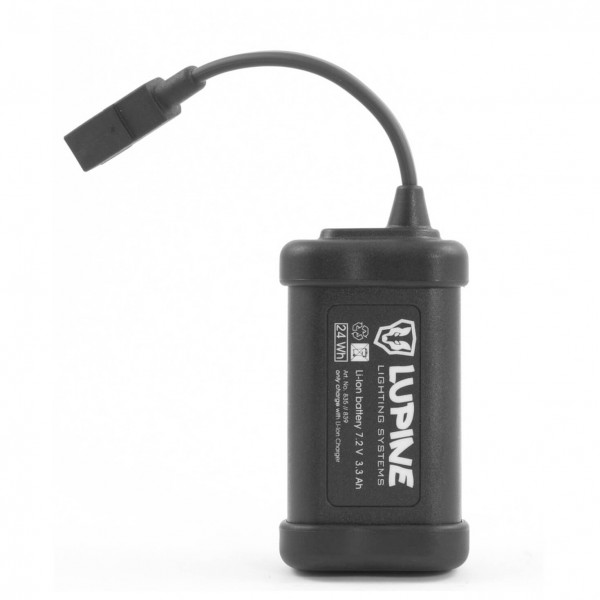 Lupine - 3.3 Ah Hardcase - Accumulateur