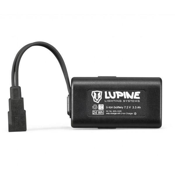 Lupine - 3.3 Ah Hardcase Fastclick - Accumulateur