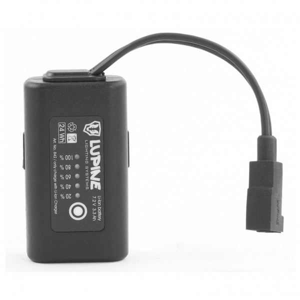 Lupine - 3.3 Ah Smartcore Fastclick - Akku