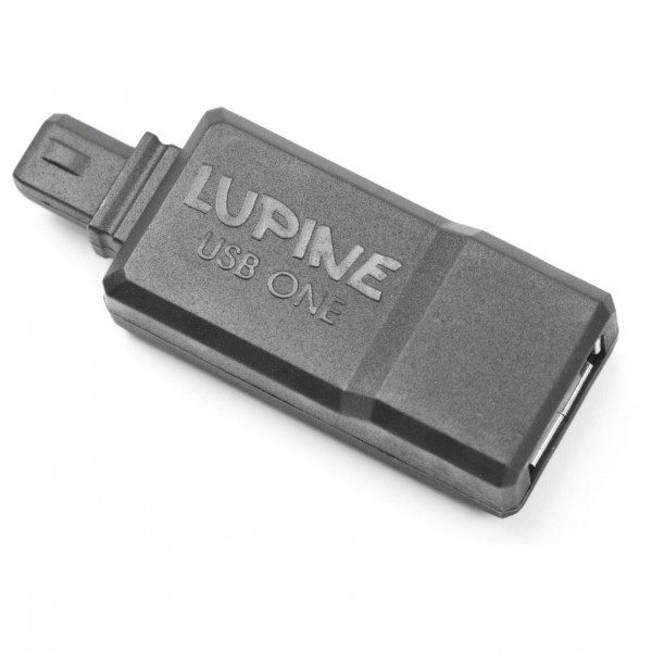 Lupine - USB One - Adapter