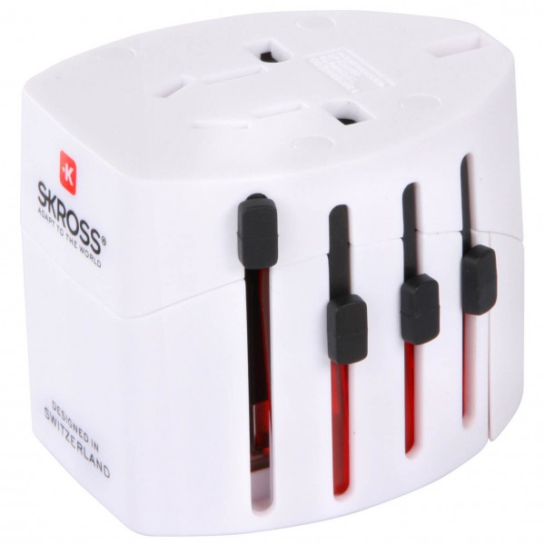Skross - Adapter World Evo - Plug adapter