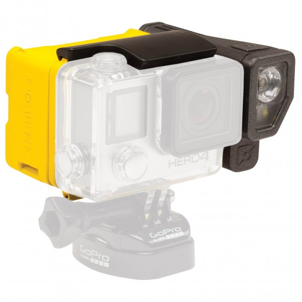 Brunton - All Night Extended Battery & Lighting System GoPro