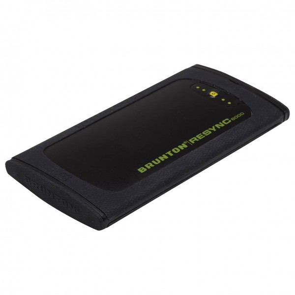 Brunton - ReSync 6000mAh Portable Power Bank - Rechargeable