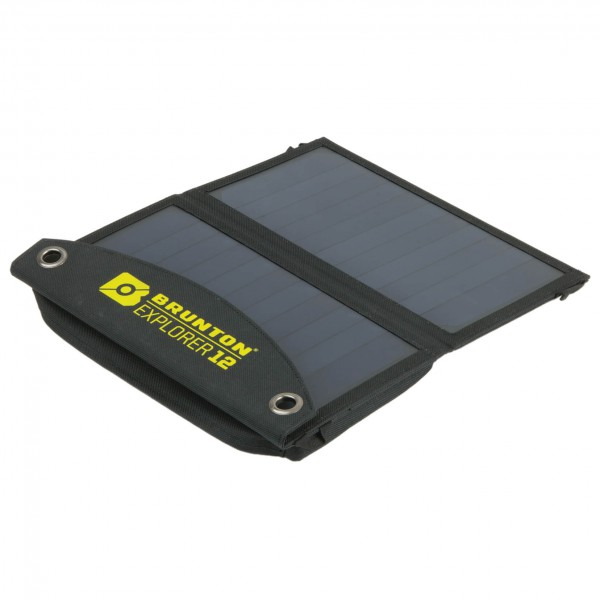 Brunton - Explorer 12 Solar Charger - Solar panel