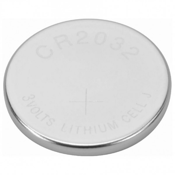 Sigma - Batterie CR2032 3V - Pile bouton