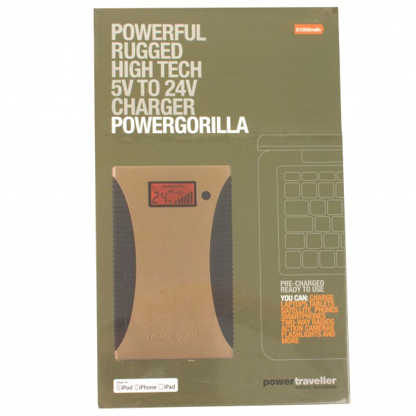 Powertraveller - Powergorilla Tactical Version
