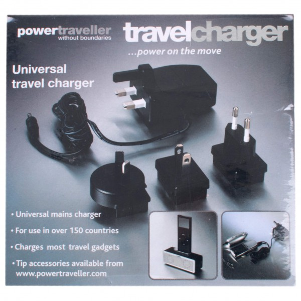 Powertraveller - Universal Travel Charger