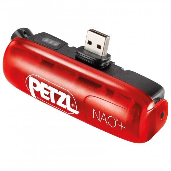 Petzl - Batterie Rechargeable Nao+ - Accumulateur d'énergie