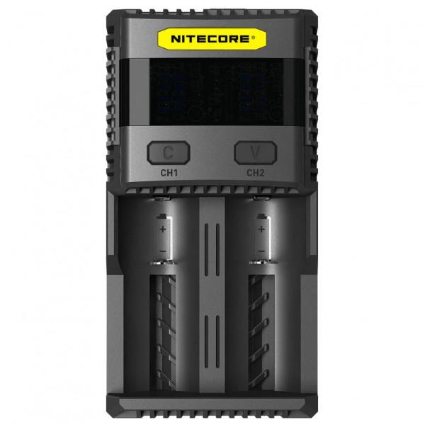 Nitecore - Schnellladegerät SC2