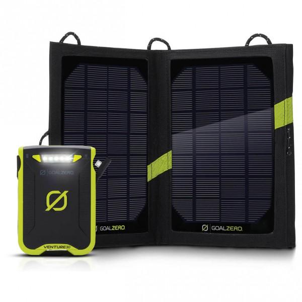 Goal Zero - Venture 30 Solar Recharging Kit - Solpanel