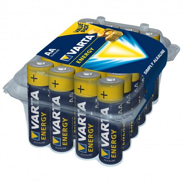 Varta - AA 24er Clear Value Pack - Batteri