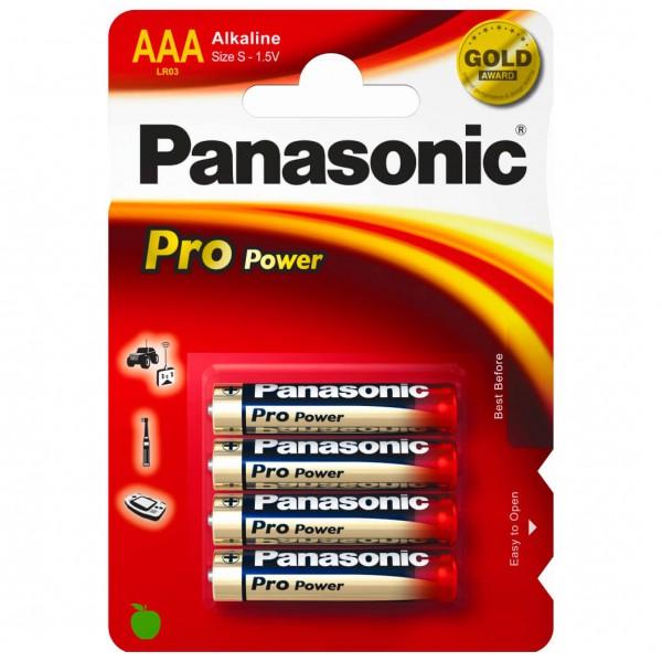 Panasonic - Alkaline Batterien 'Pro Power' Microzelle