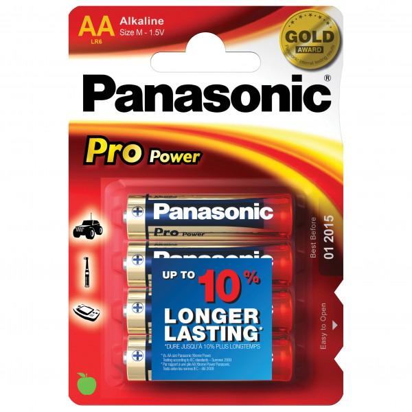 Panasonic - Alkaline Batterien 'Pro Power' Mignonzelle