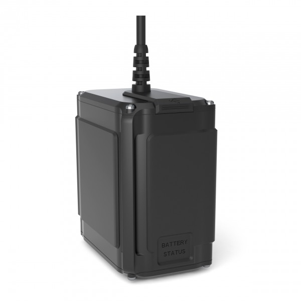 Silva - USB Rechargable Battery 9,9Ah - Otsalamppu