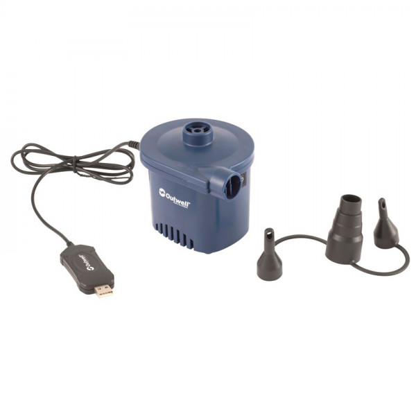 Outwell - Wind Pump Usb - Bomba de aire