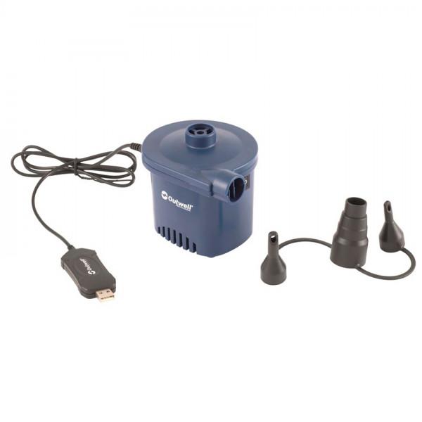 Outwell - Wind Pump Usb - Luchtpomp