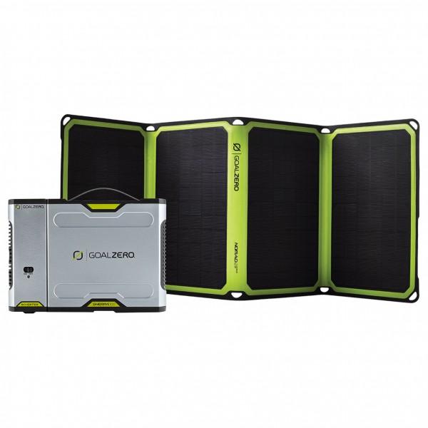 Goal Zero - Sherpa 100 Solar Kit (Nomad28+) - Solcellepanel