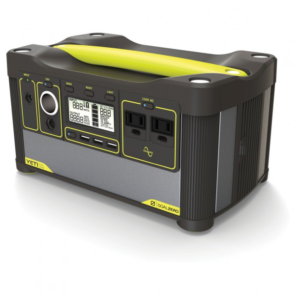 Goal Zero - Yeti 400 Lithium Power Station