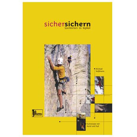 """Panico Alpinverlag - """"""""Sicher Sichern"""""""" Lehrbuch"""