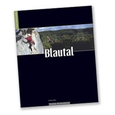 """Panico Verlag - """"Blautal"""" Kletterführer"""