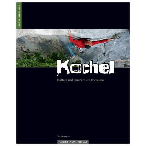 """Panico Verlag - """"Kochel"""" Kletterführer"""