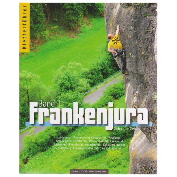 "Panico Alpinverlag - ""Frankenjura Band 1"" Kletterführer"