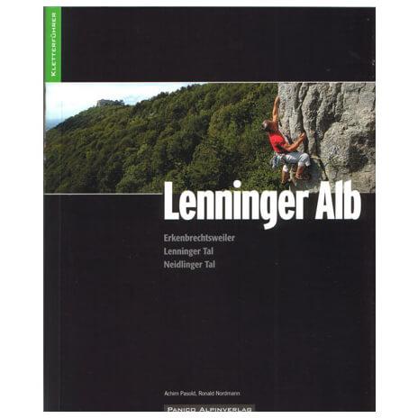 """Panico Verlag - """"Lenninger Alb"""" Kletterführer"""