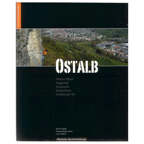 """Panico Verlag - """"Ostalb"""" Kletterführer"""