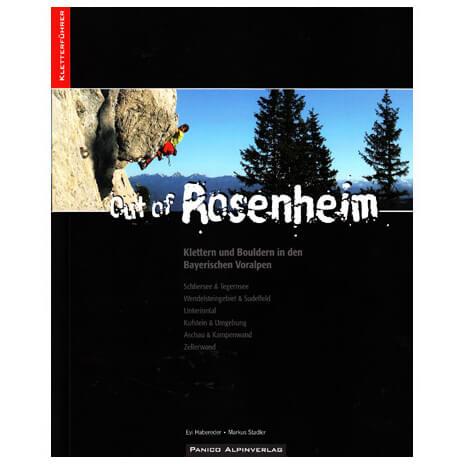"""Panico Verlag - """"Out of Rosenheim"""" - Kletterführer"""
