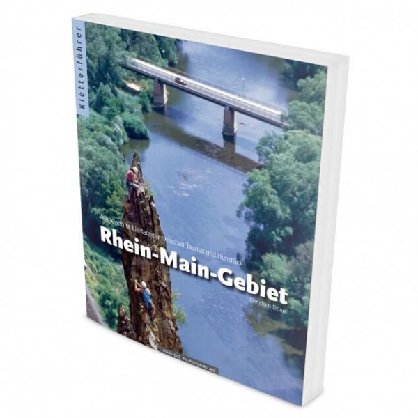 """Panico Verlag - """"Rhein-Main Gebiet"""" Kletterführer"""