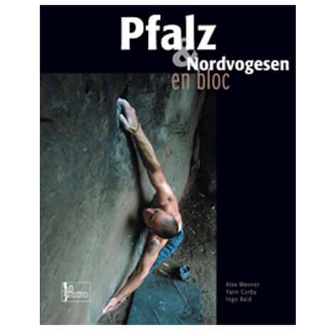 "Panico Verlag - ""Pfalz & Nordvogesen"" Boulderführer"