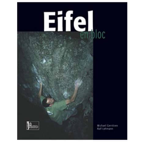 """Panico Alpinverlag - """"Eifel"""" Boulderführer"""