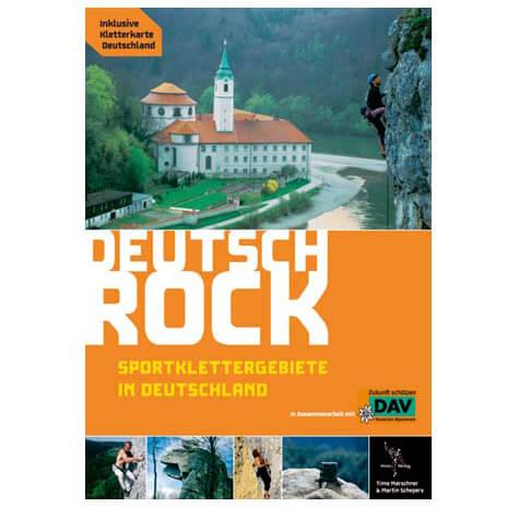 tmms-Verlag - ''Deutschrock'' Kletterführer - Climbing guide