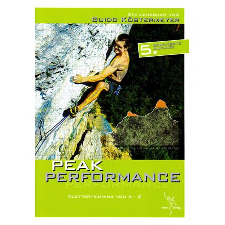"tmms-Verlag - ""Peak Performance"" - Trainingslehrbuch"