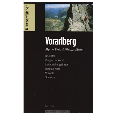 "Panico Alpinverlag - ""Vorarlberg"" Kletterführer"