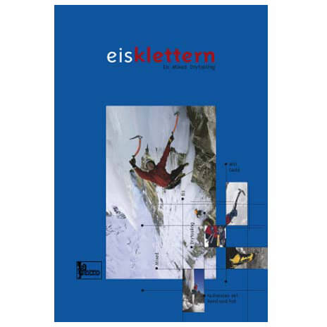 "Panico Alpinverlag - """"Eisklettern"""" Lehrbuch"