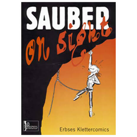 "Panico Alpinverlag - ""Sauber onsight"" Klettercomic"