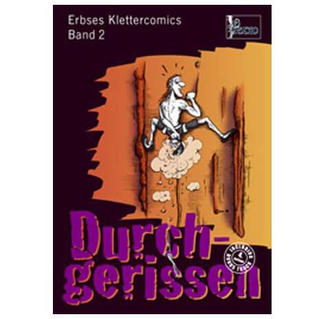 "Panico Verlag - """"Durchgerissen"""" Klettercomic"