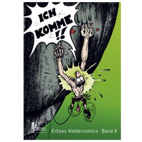 Panico Alpinverlag - 'Ich komme'' Klettercomic