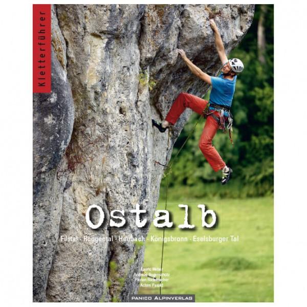 Panico - Kletterführer Ostalb - Guides d'escalade