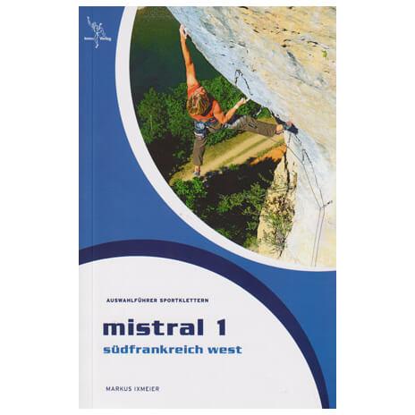 "tmms-Verlag - """"Mistral 1"""" - Climbing guides"