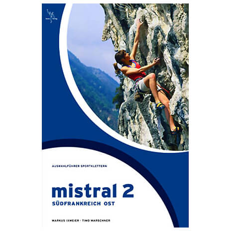 "tmms-Verlag - """"Mistral 2"""" - Climbing guides"
