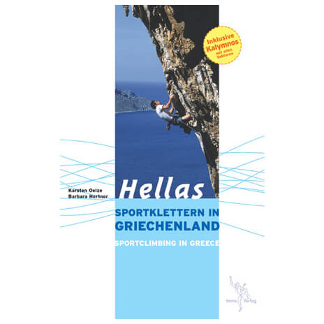tmms-Verlag - Hellas Kletterführer