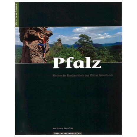 "Panico Alpinverlag - ""Pfalz"" Kletterführer"