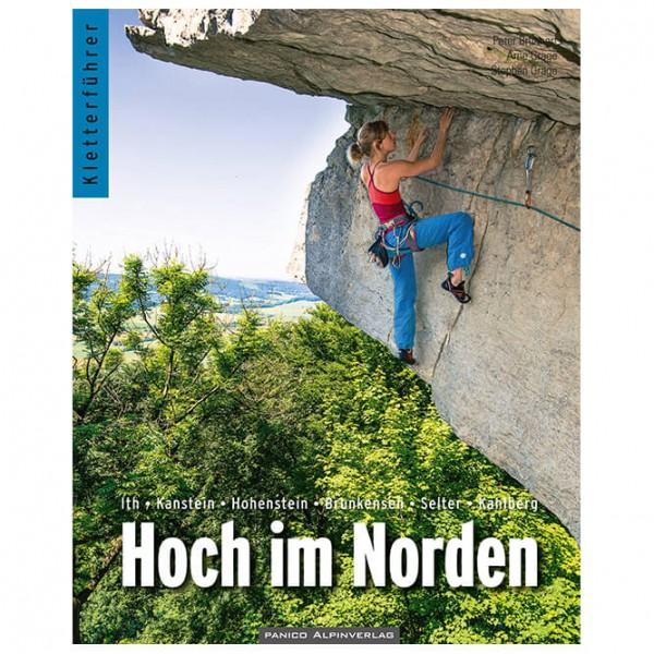 Panico Alpinverlag - Hoch im Norden - Kletterführer