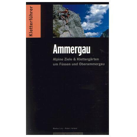 """Panico Alpinverlag - """"Ammergauer Alpen"""" Kletterführer"""
