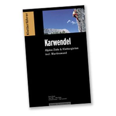 "Panico Alpinverlag - ""Karwendel"" Kletterführer"